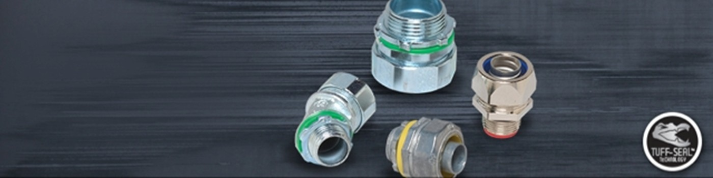 Liqua-Seal Zinc Electrical Connectors Remke