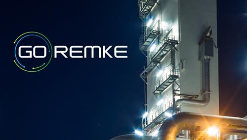 GO Remke hub for distributors and reps