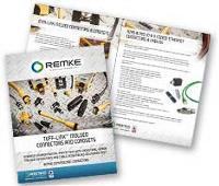 remke molded connectors tuff-link brochure