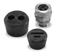 Multiple Hole Bushings in any size and configuration from Remke