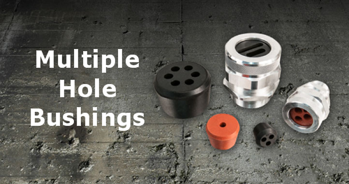 Versatile Multiple Hole Bushings - Remke