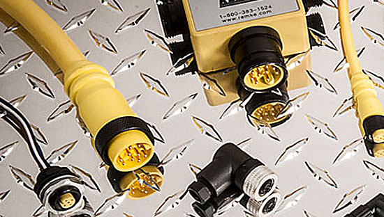 Remke molded connector application stories from customers