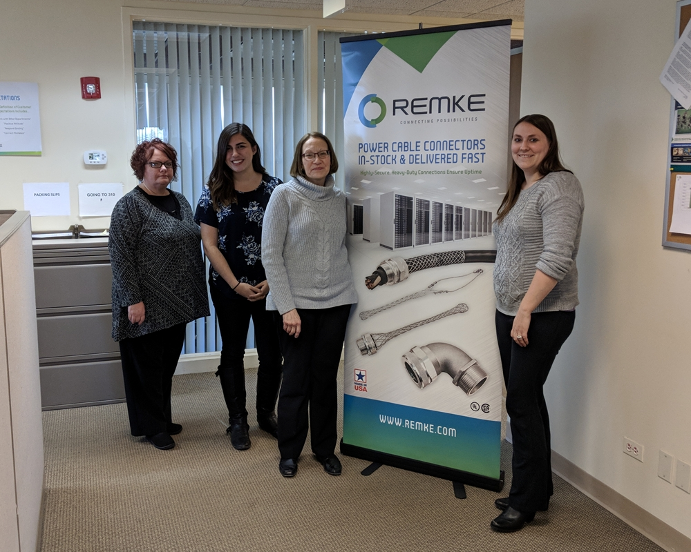Remke customer service team
