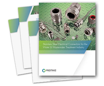 Stainless Steel Connector Whitepaper: Water and wastewater treatment